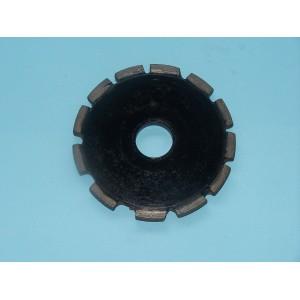 Disque joint brique