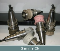 gamme outils profilage cn
