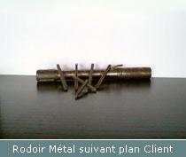 rodoir metal pour rodage