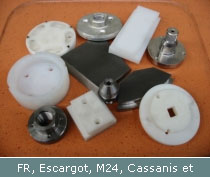 support machine fr escargot M24 cassanis