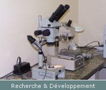 recherche et developpement outil diamante